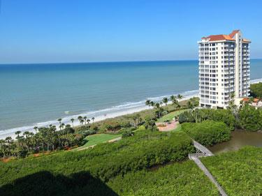View - The Club at Naples Cay 1203 - Naples - rentals