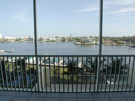 View - The Regatta 2-401 - Naples - rentals