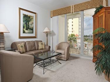 Living Room - The Regatta 5-404 - Naples - rentals