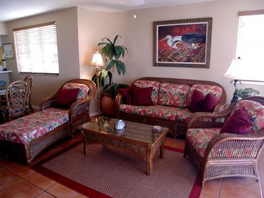 Living Room - Westshore at Naples Cay 1101 - Naples - rentals