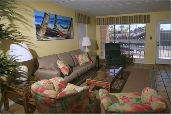 BEACH VIEW #306 - Image 1 - South Padre Island - rentals