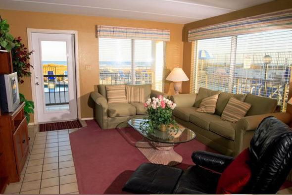 Seville #101 - Image 1 - South Padre Island - rentals
