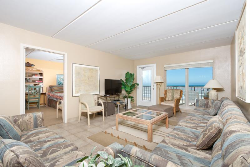Suntide II #403 - Image 1 - South Padre Island - rentals