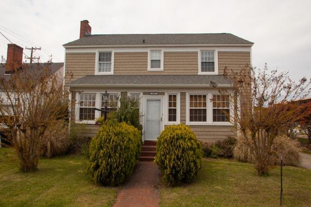 Front Exterior - 317 22nd Street - Virginia Beach - rentals