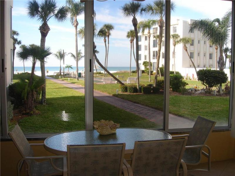 1,300 sq ft, with access to pool, deck and beach - 10 South - Image 1 - Siesta Key - rentals