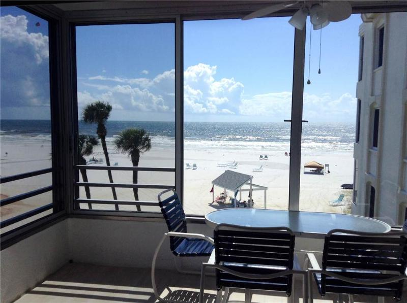 Cozy 2BR on one the finest beaches - 6 North - Image 1 - Siesta Key - rentals