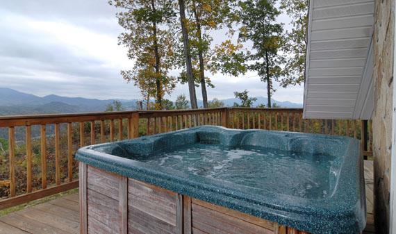 Mountain View II - Image 1 - Gatlinburg - rentals