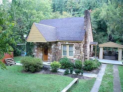 Simone's Cottage - Image 1 - Gatlinburg - rentals