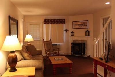 3BR Multi-level condo with balcony, deck - C3 337C - Image 1 - Lincoln - rentals