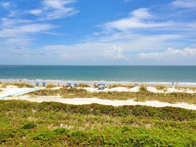 View of ocean - Island Club, 5302 - Hilton Head - rentals