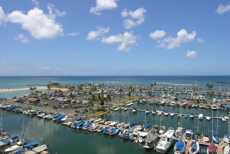 Ilikai Marina, Condo 1190 - Image 1 - Honolulu - rentals