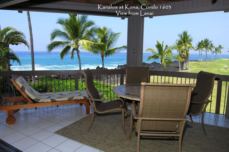 Kanaloa at Kona, Condo 1603 - Image 1 - Kailua-Kona - rentals