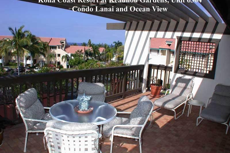 Kona Coast Resort, Condo 6-304 - Image 1 - Kailua-Kona - rentals