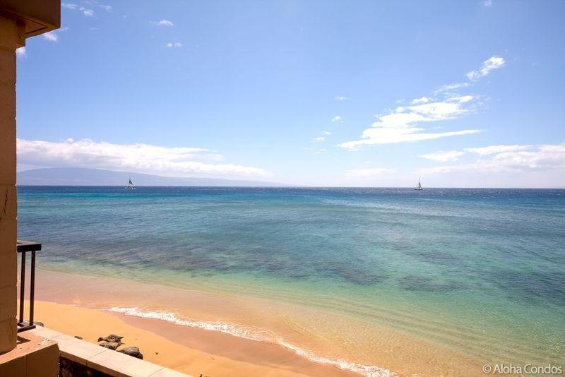 Maui Kai Beach Resort, Condo 206 - Image 1 - Lahaina - rentals
