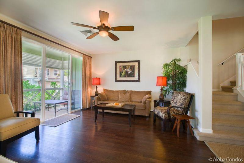Nihilani at Princeville, Townhome 27a - Image 1 - Princeville - rentals