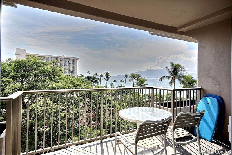 Whaler Resort, Condo 661 - Image 1 - Lahaina - rentals