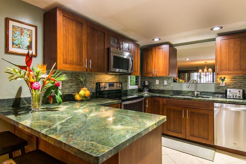 new top of the line kitchen remodel - Only The Best At HBR 4222 - Princeville - rentals