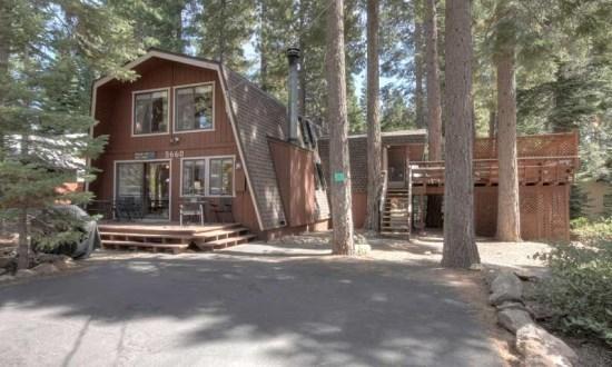 Kaley Tahoe Vacation Rental (Hot Tub & Pool Table) - Image 1 - Lake Tahoe - rentals