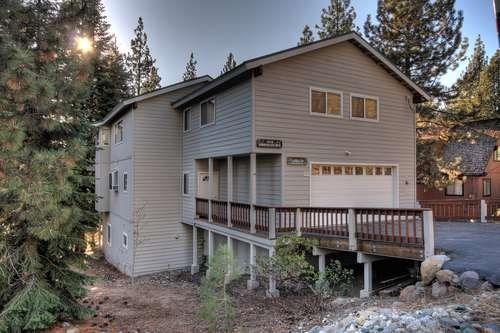 Garibaldi Kings Beach Vacation Rental Home-Hot Tub - Image 1 - Lake Tahoe - rentals