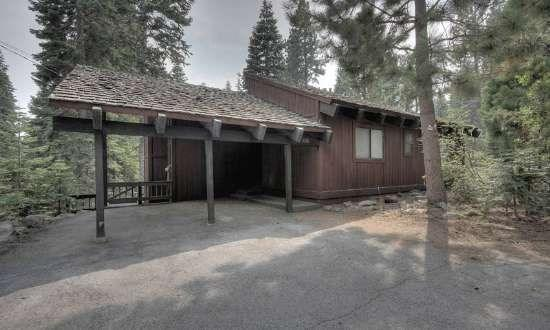 Kirschner Pet Friendly Tahoe Vacation Rental - Image 1 - Tahoe Vista - rentals