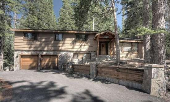Kelly Agate Bay Vacation Rental Home - Hot Tub - Image 1 - Lake Tahoe - rentals