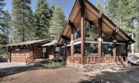MacDonald Dog Friendly Tahoe Rental - Pool Table - Image 1 - Tahoe City - rentals