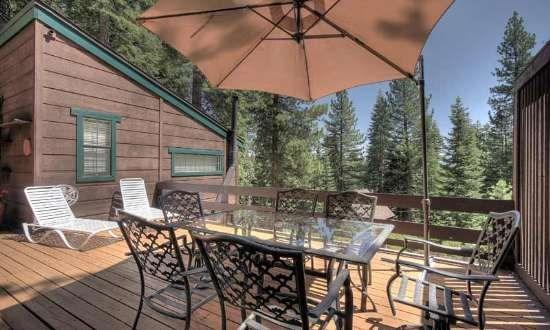 North Tahoe Serenity Vacation Rental- Walk to Pool - Image 1 - Carnelian Bay - rentals
