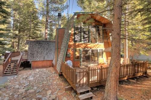 Rice North Tahoe Pet Friendly Vacation Rental - Image 1 - Tahoe City - rentals