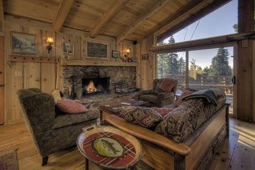 Tash Luxury Vacation Rental in Lake Tahoe -Hot Tub - Image 1 - Lake Tahoe - rentals