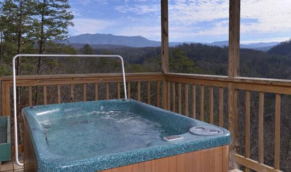 Mountain Romance - Image 1 - Gatlinburg - rentals