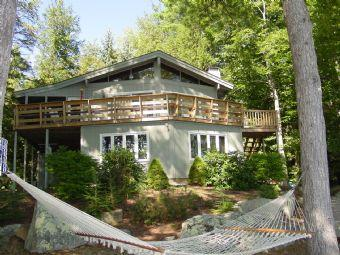 Nice 3 BR & 1 BA House in Moultonborough (502) - Image 1 - Moultonborough - rentals