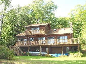 Lovely House with 3 BR, 1 BA in Moultonborough (403) - Image 1 - Moultonborough - rentals
