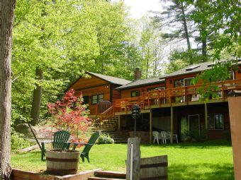 Nice House with 3 BR, 3 BA in Moultonborough (386) - Image 1 - Moultonborough - rentals