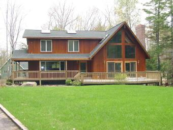 Ideal 4 BR-4 BA House in Moultonborough (125) - Image 1 - Moultonborough - rentals