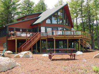 Ideal 4 BR, 4 BA House in Moultonborough (533) - Image 1 - Moultonborough - rentals