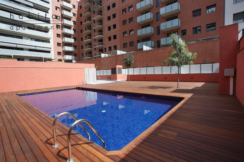 Fluvia Apartment - Image 1 - Barcelona - rentals
