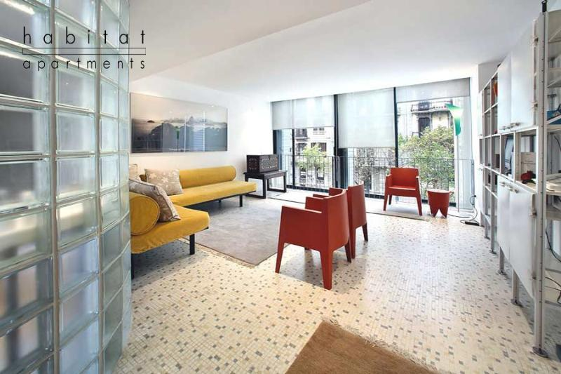 Pedrera apartment, best location in Barcelona - Image 1 - Barcelona - rentals