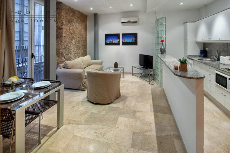 Princesa 3 apartment - Image 1 - Barcelona - rentals