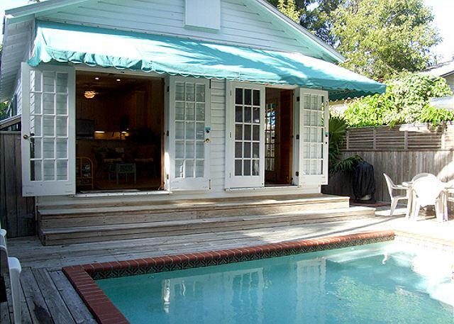 Newton Street Hideaway: A secluded one bedroom - Image 1 - Key West - rentals