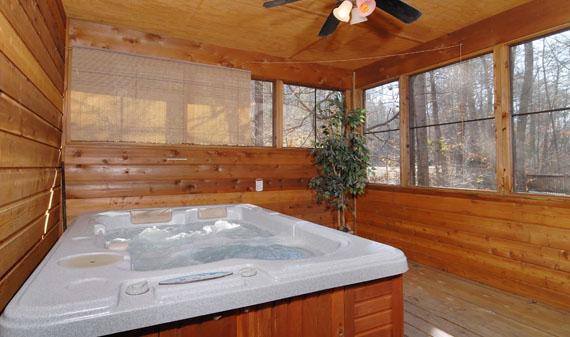 Mountain Blessing - Image 1 - Gatlinburg - rentals