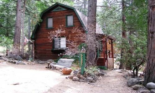 1 Bedroom,1 Bath, Sleeps 4, No Pets: Woodburning fireplace, nice deck, cozy - Idyllmeier - Idyllwild - rentals