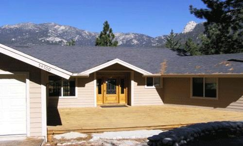 3 Bedroom, 2 3/4 Baths, Sleeps 6, Spa tub, No Pets: Stunning views, Exercise room, Woodburning stove and fireplace. - Wildwood - Idyllwild - rentals