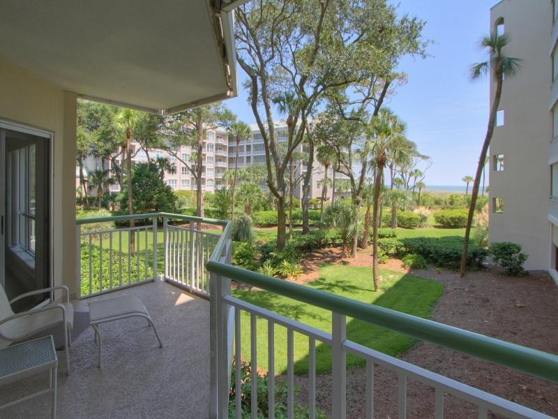 View from 2115 Windsor II - 2115 Windsor II - Palmetto Dunes - rentals