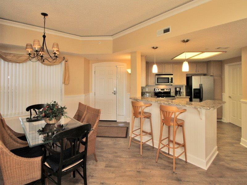 Dining Room and Entry at 5303 Hampton Place - 5303 Hampton Place - Palmetto Dunes - rentals
