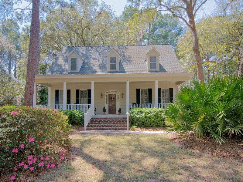 9 Old Military - 9 Old Military Road - Sea Pines - rentals