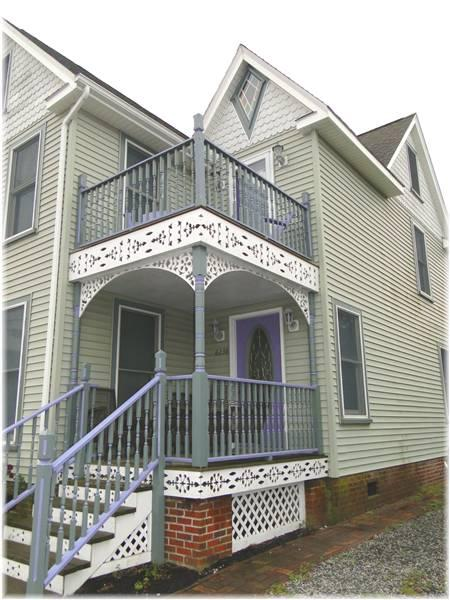 Victorian Cottage - Image 1 - Chincoteague Island - rentals