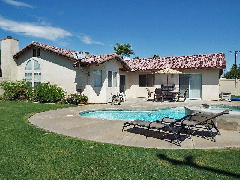 Private Pool  Spa Looking to House - Immaculate and Affordable Home - Palm Springs - rentals