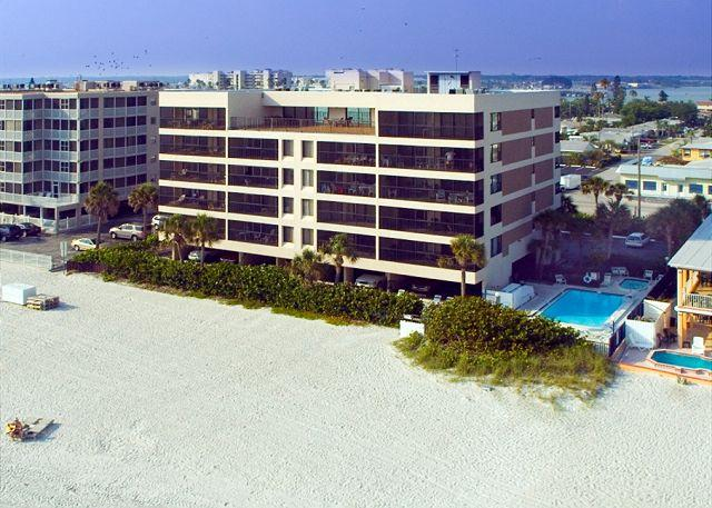 Gulf front condominium complex located directly on Madeira Beach - Arie Dam #204 - Madeira Beach - rentals