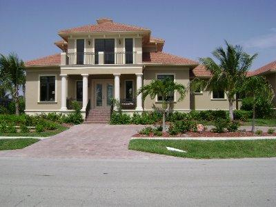 Front View - Green 145 - 145 Greenbrier - Marco Island - rentals