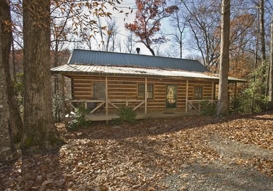 LAUREL CREEK- 2BR/2BA- PRIVATE CABIN SLEEPS 6, KING BEDS AND TV`S IN BEDROOMS, PET FRIENDLY, CREEK, HOT TUB, WOOD BURNING FIREPLACE, WIFI, GAS GRILL, FIRE PIT, HIKING TRAILS, ABUNDANCE OF WILDLIFE! ONLY $99 A NIGHT! - Image 1 - Blue Ridge - rentals